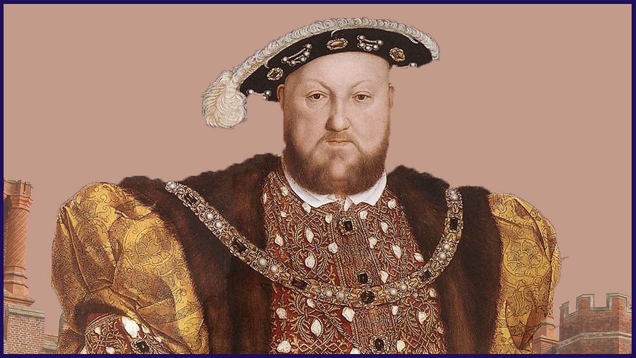 The reign of King Henry 8th
