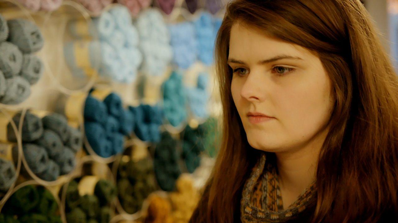 Terri: knitwear designer