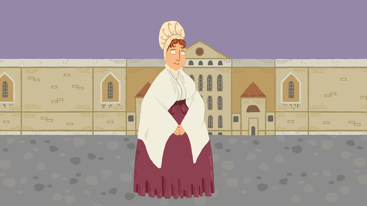 Who was Elizabeth Fry?