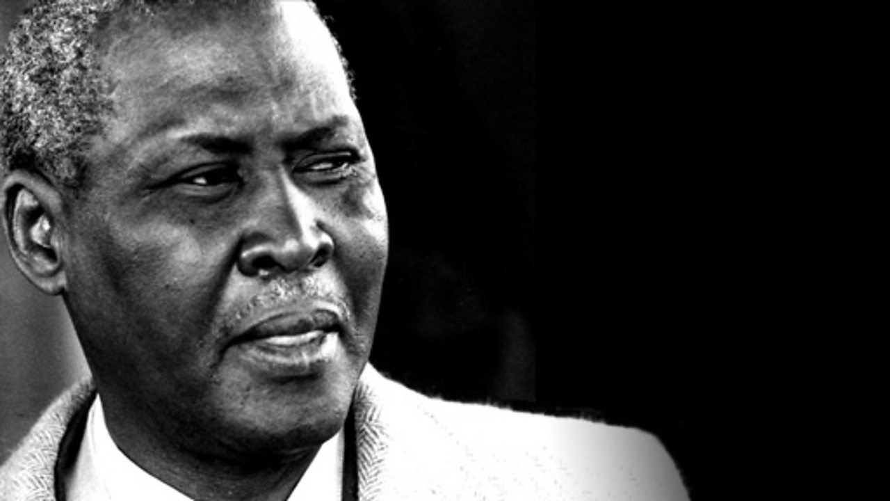 Interview with Chief Albert Luthuli