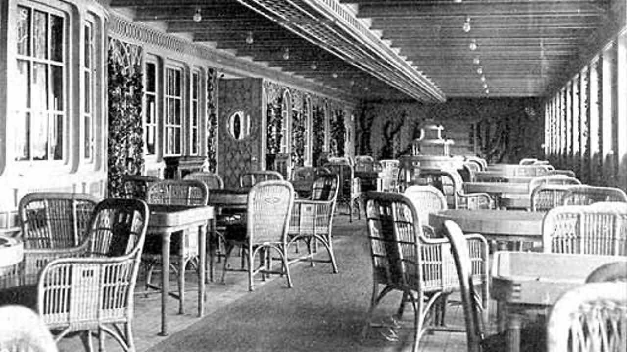 Today Eva Hart Titanic Survivor Bbc Archive