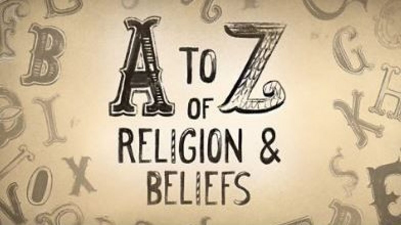 A-Z of Religion and Beliefs