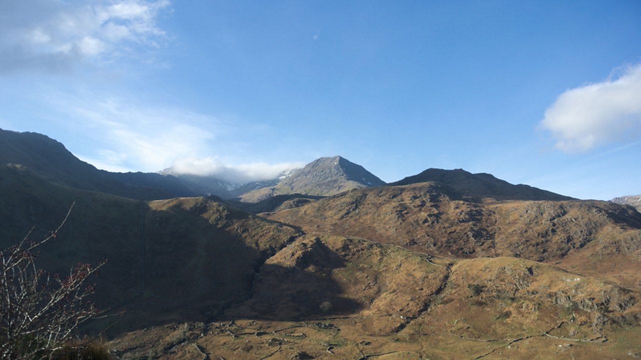Snowdon is the highest mountain in Wales.