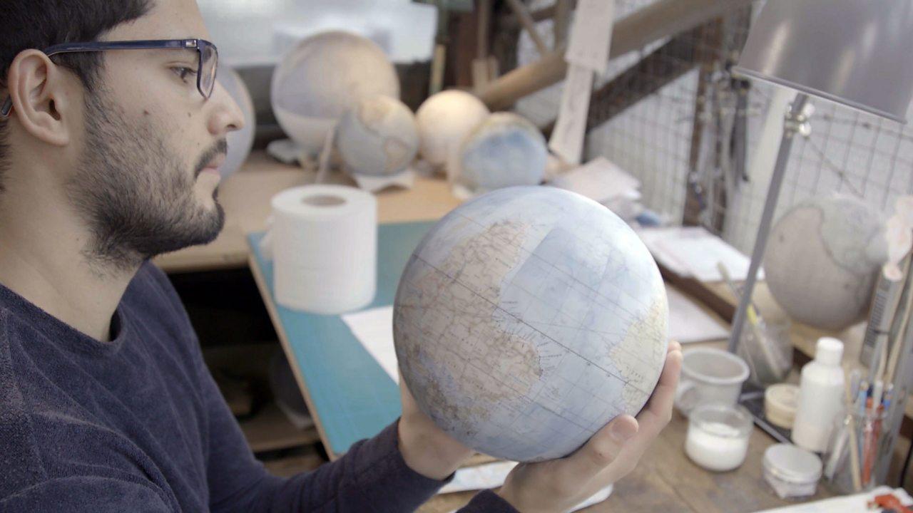 Eddy: globemaker