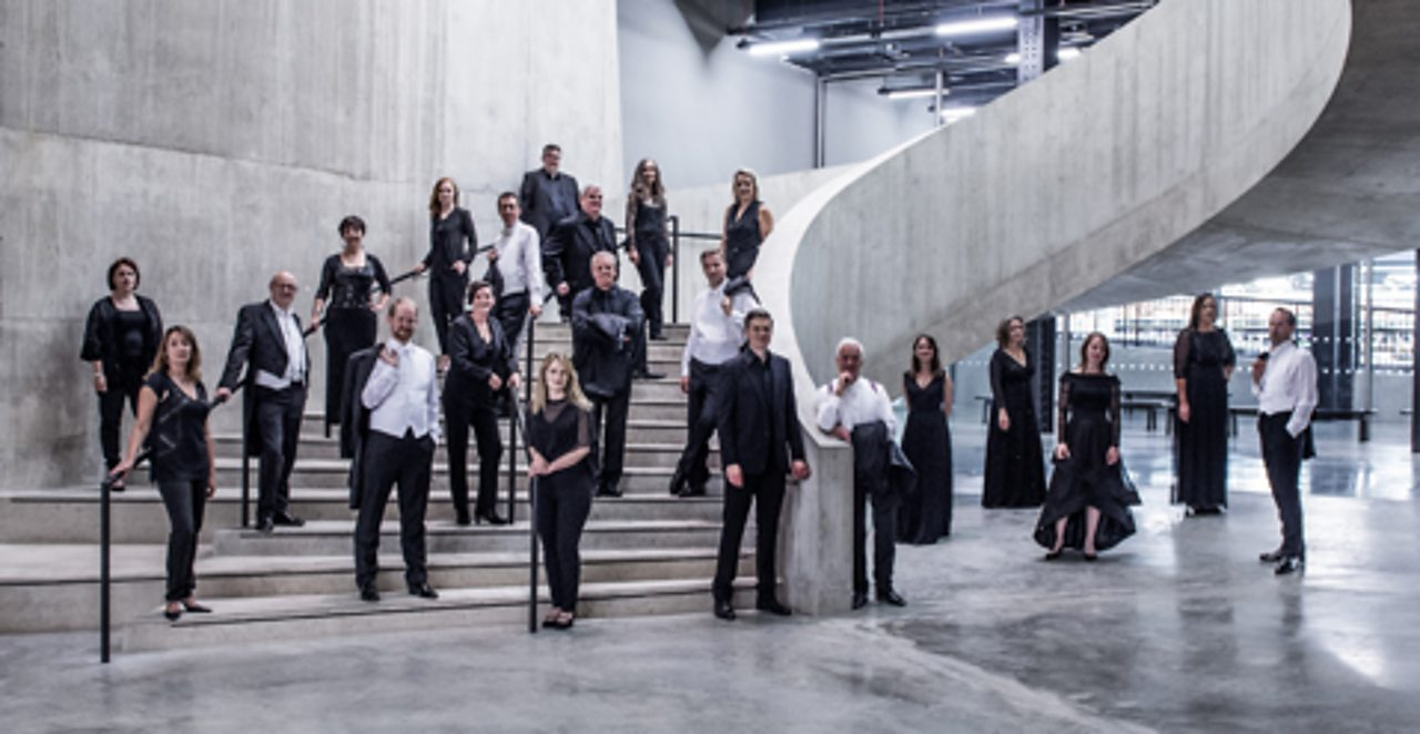 Listen to the BBC Singers perform a beautiful A Capella version of Hans Zimmer's Earth.