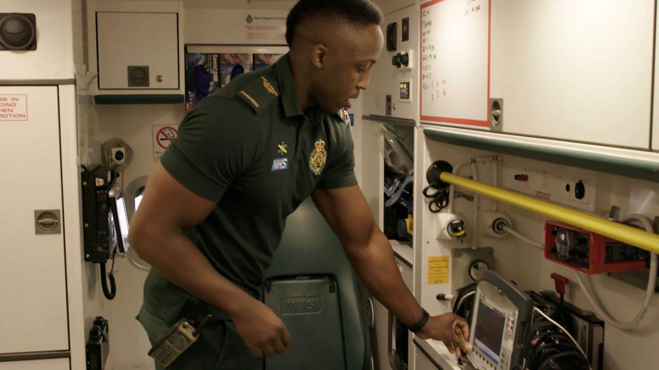 Tanoh: paramedic