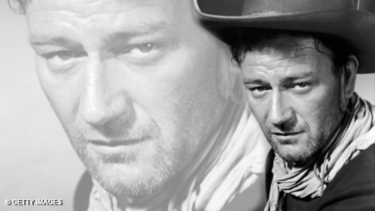 Radio Newsreel - John Wayne