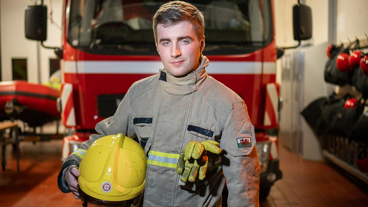 Ellis: retained duty firefighter