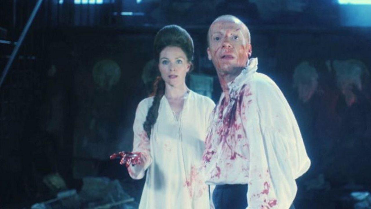 Act 2, Scene 2 - Bloody Daggers