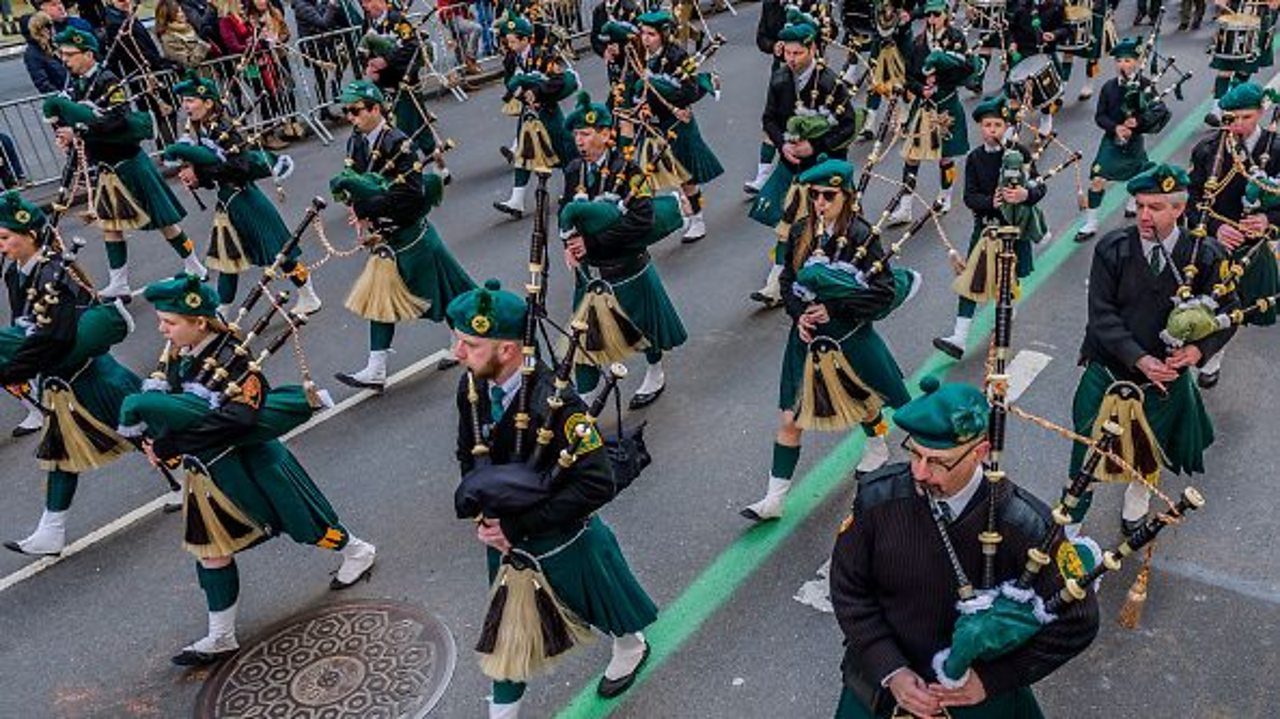 Why is St Patrick's Day so popular in America?