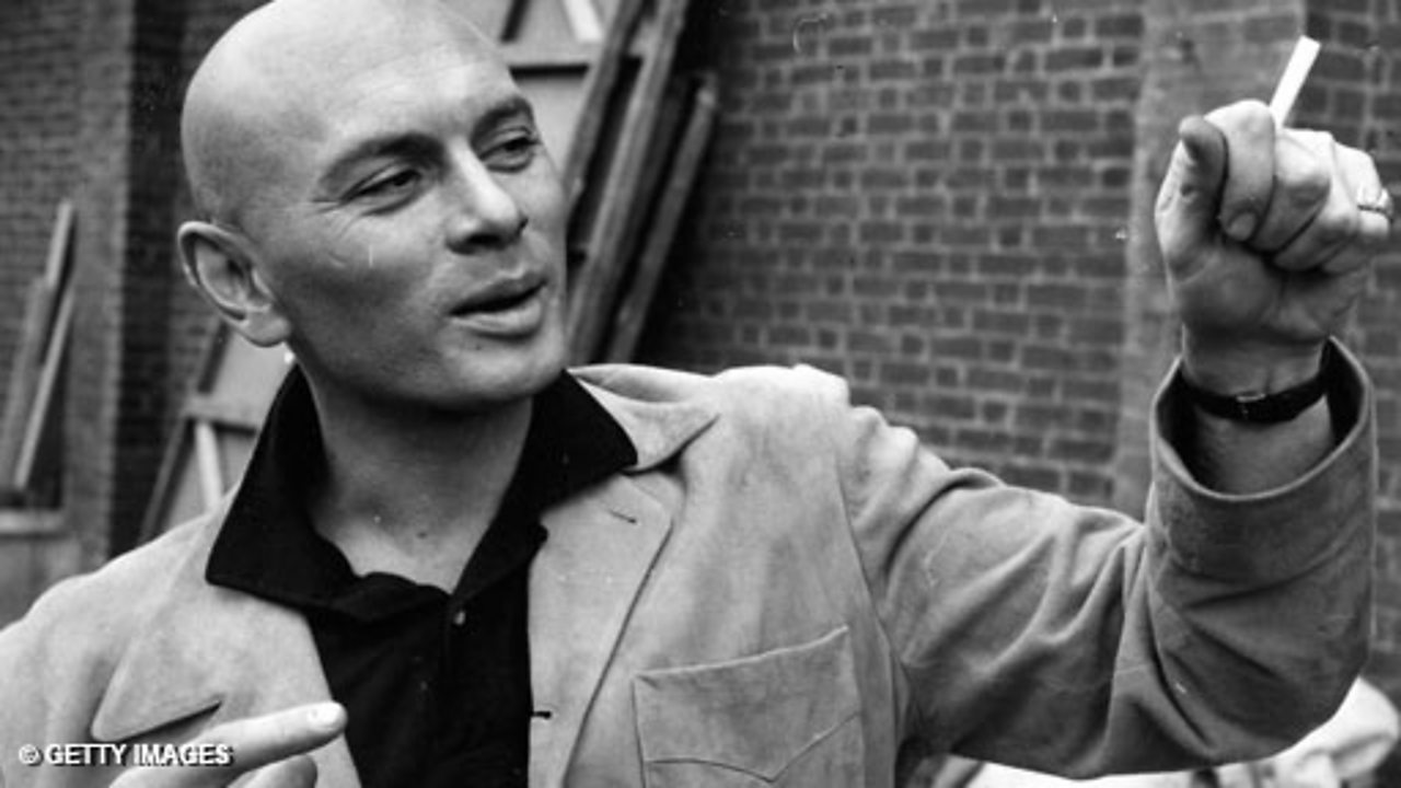Be My Guest - Yul Brynner