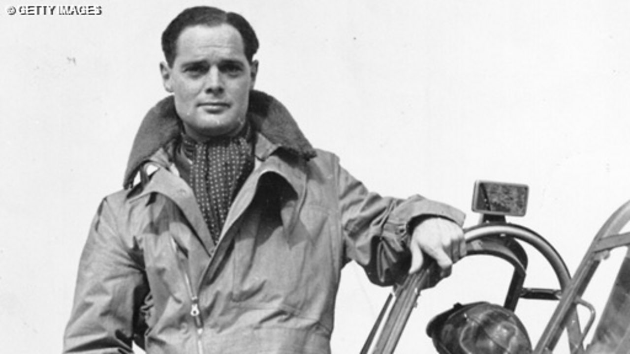 Late Night Line-up - Douglas Bader