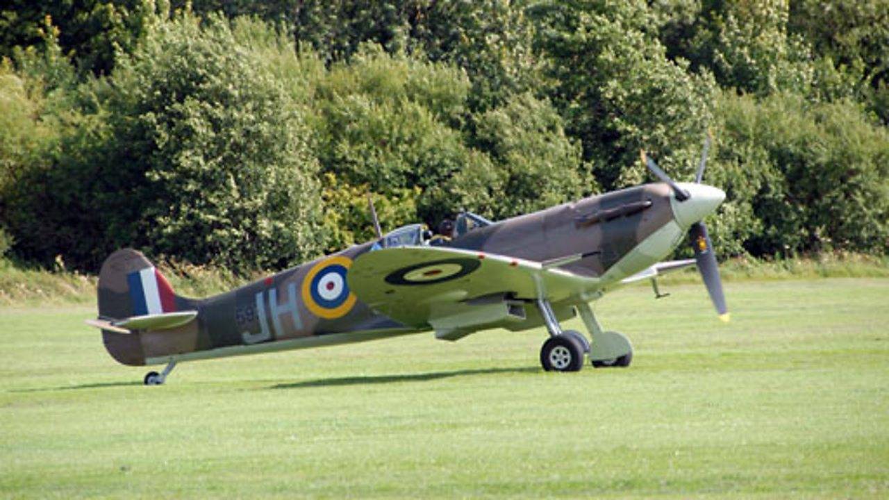 Spitfire! - Forty Years On