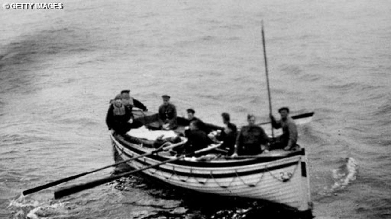 Yesterday's Witness - One Man's Dunkirk