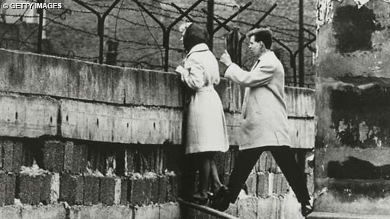 Panorama - Berlin, 1961