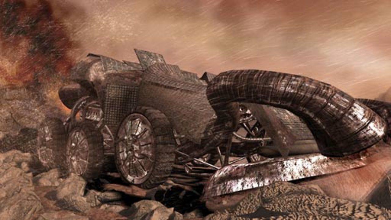 Space: Flying Visits - Destination Mars