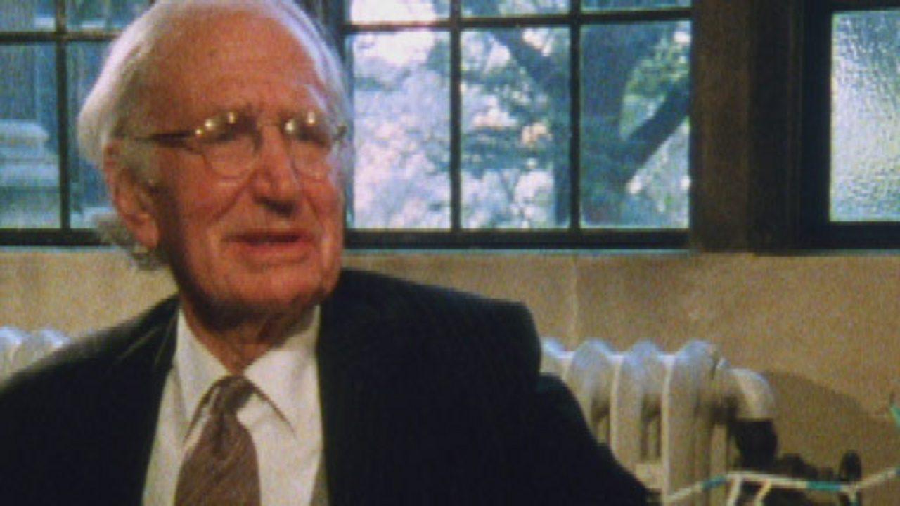 Sir Nevill Mott
