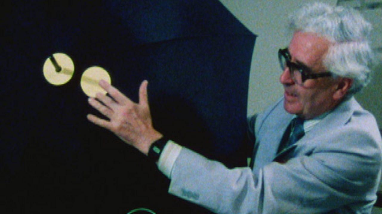Professor Antony Hewish