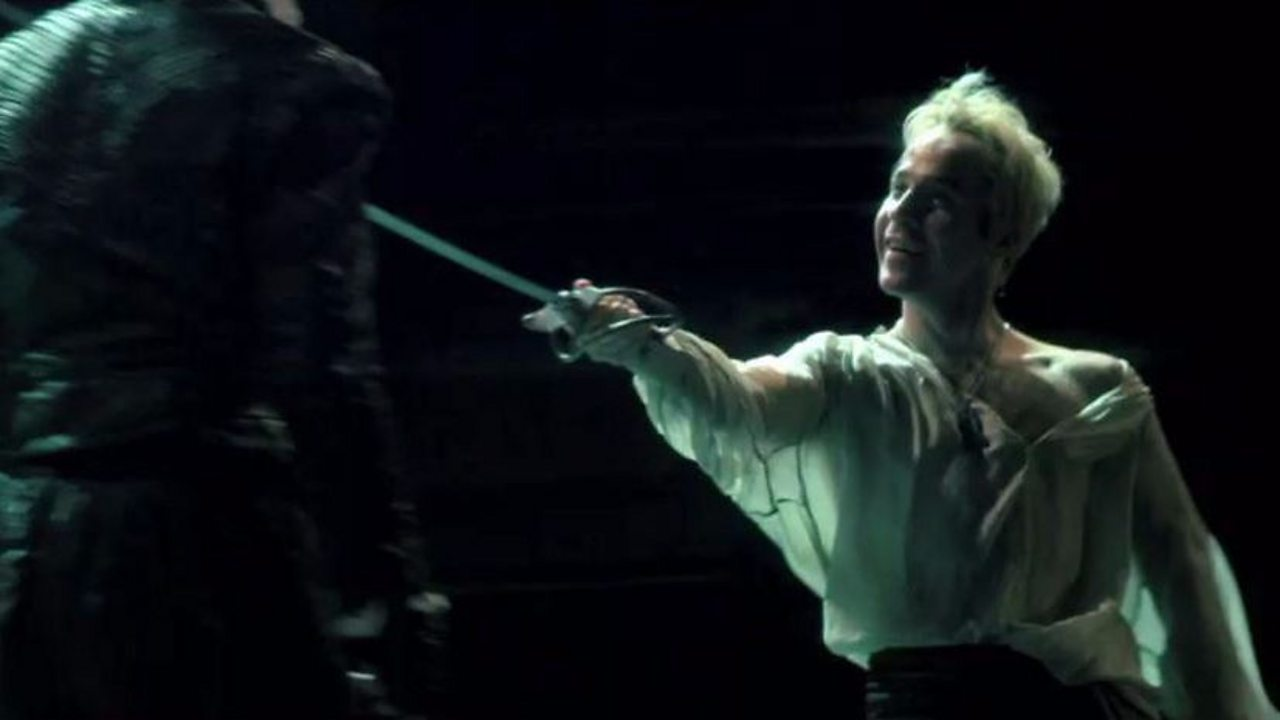 Act 3, Scene 1 - The Fight