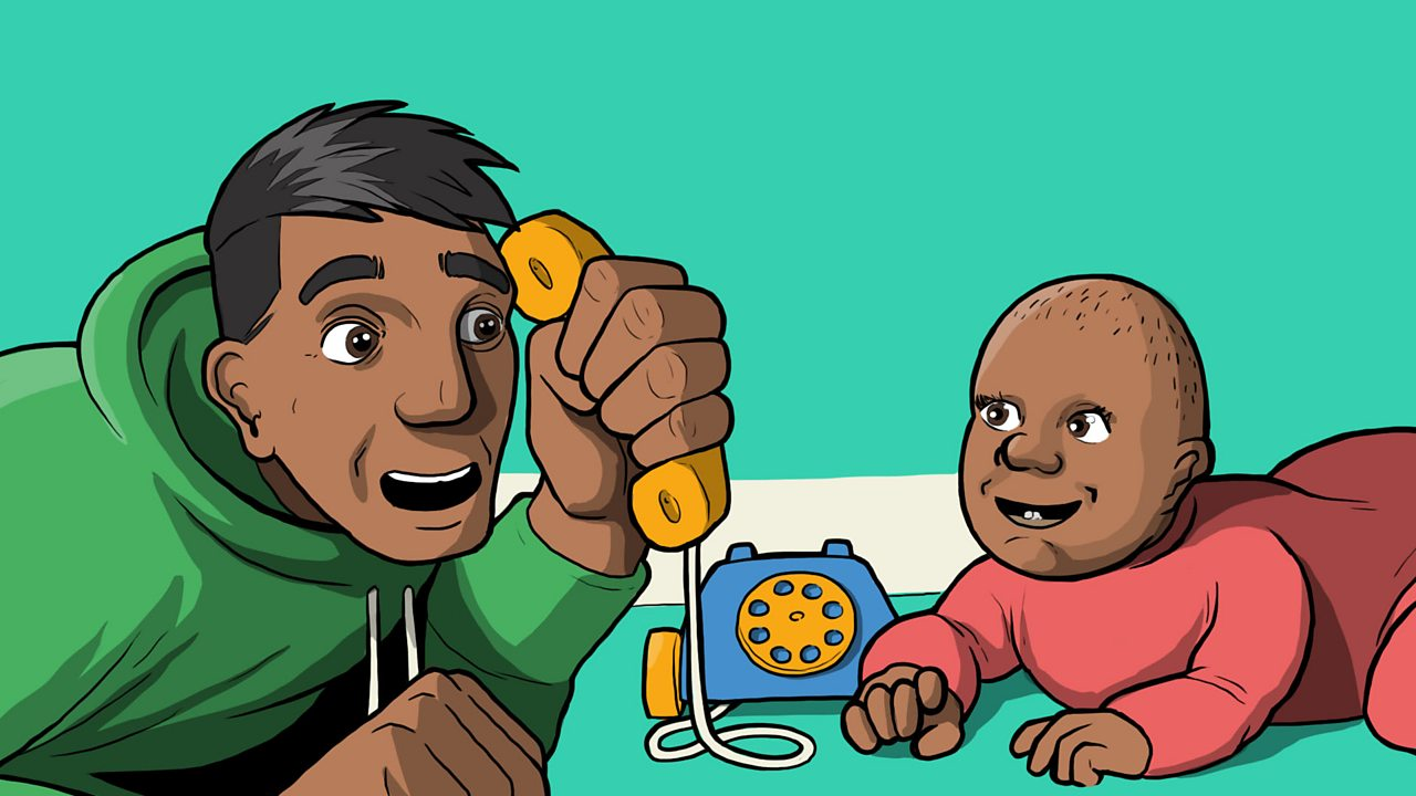 How dads can bond with their baby and be at their best