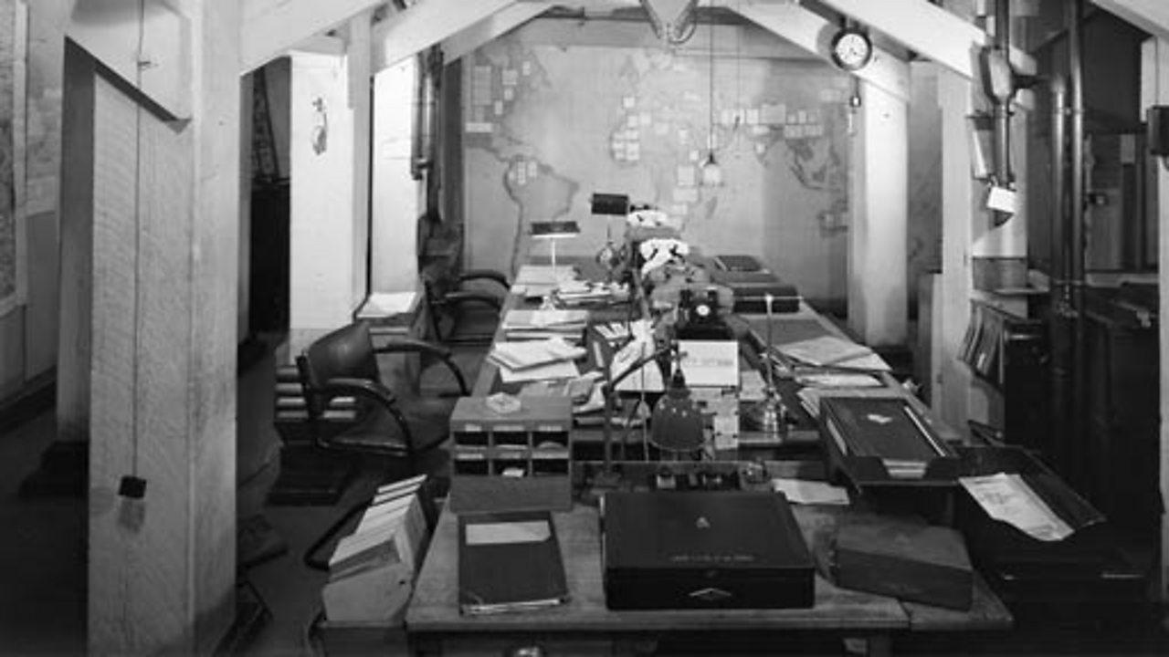Churchill War Rooms stories, 2007