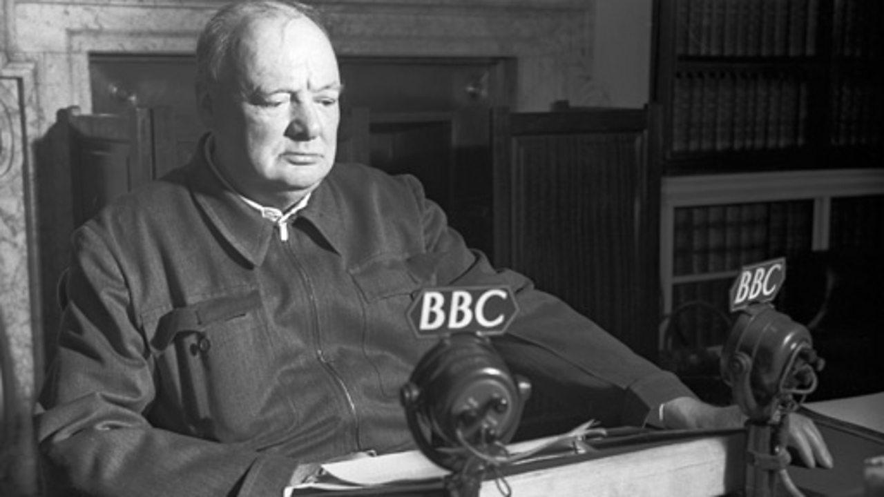 Obituary: Winston Churchill, 1965