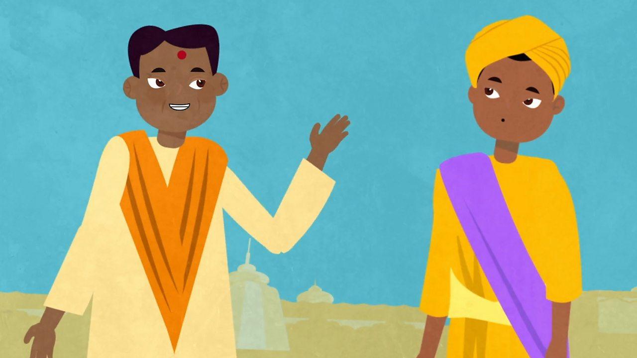 Nanak in conversation