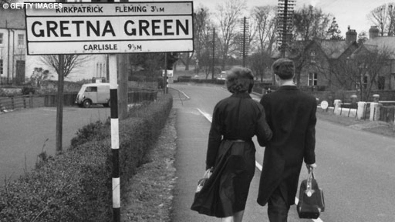 Tonight - Gretna Green, 1957