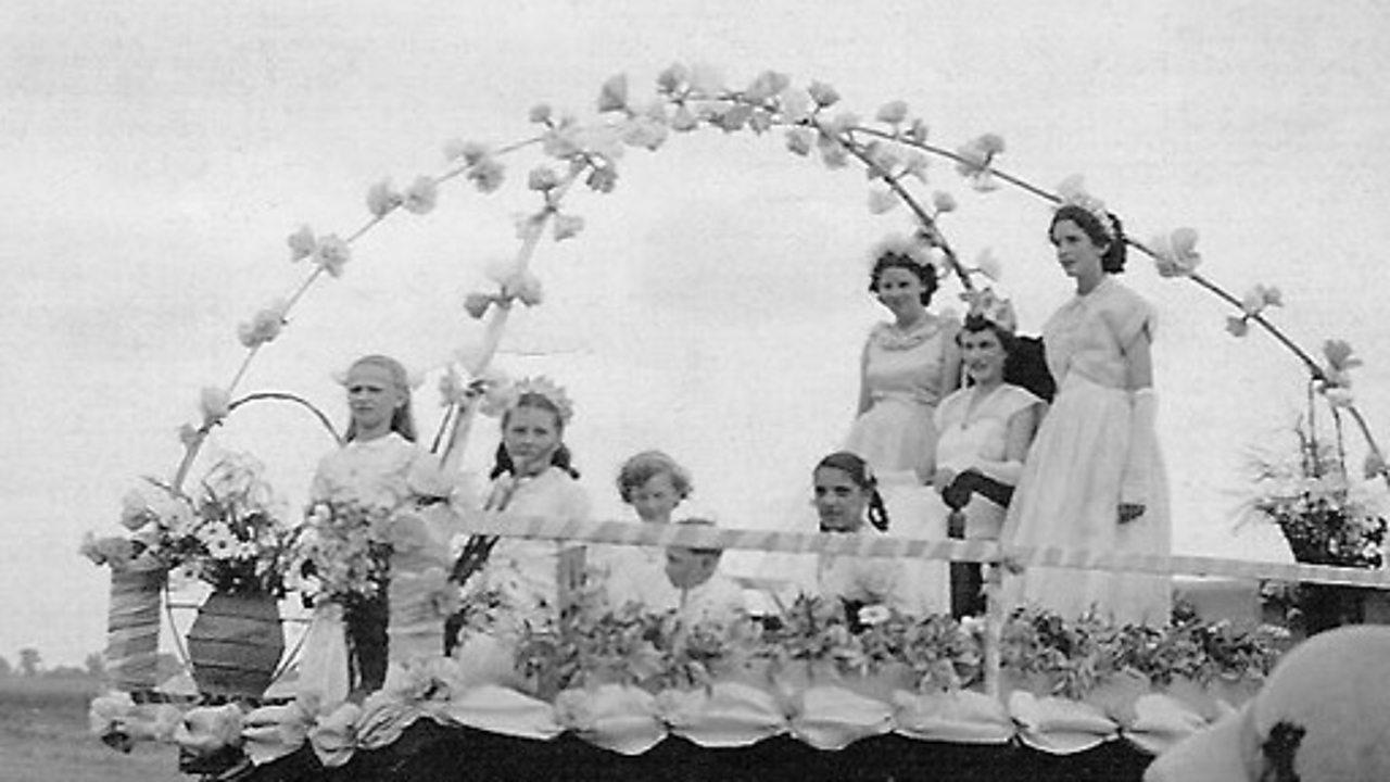 May Day in Devon, 1961