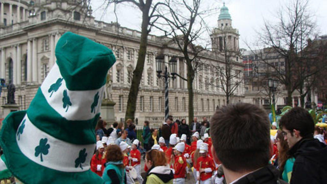 St Patrick's Day, 1987