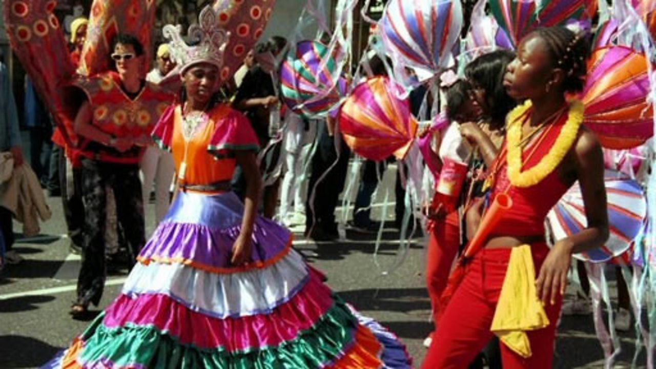 News - Notting Hill Carnival, 1984