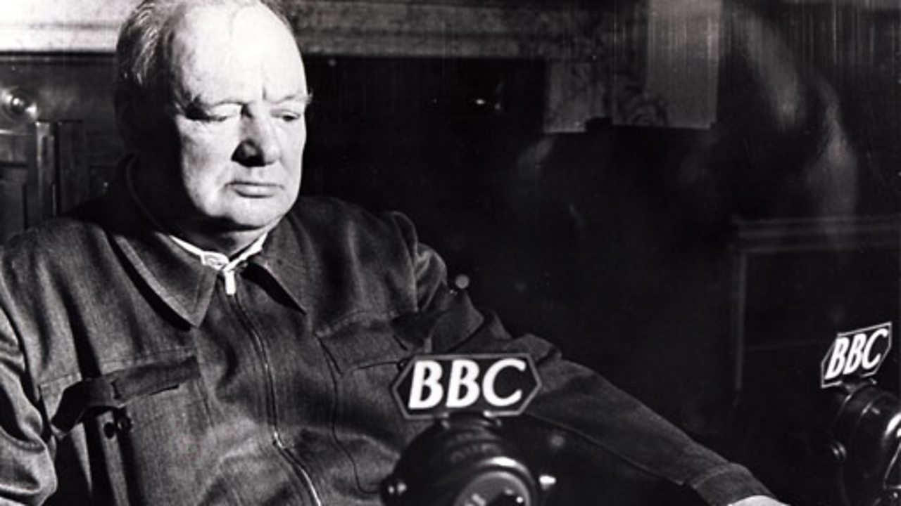 Winston Churchill Broadcast - Finest Hour Speech