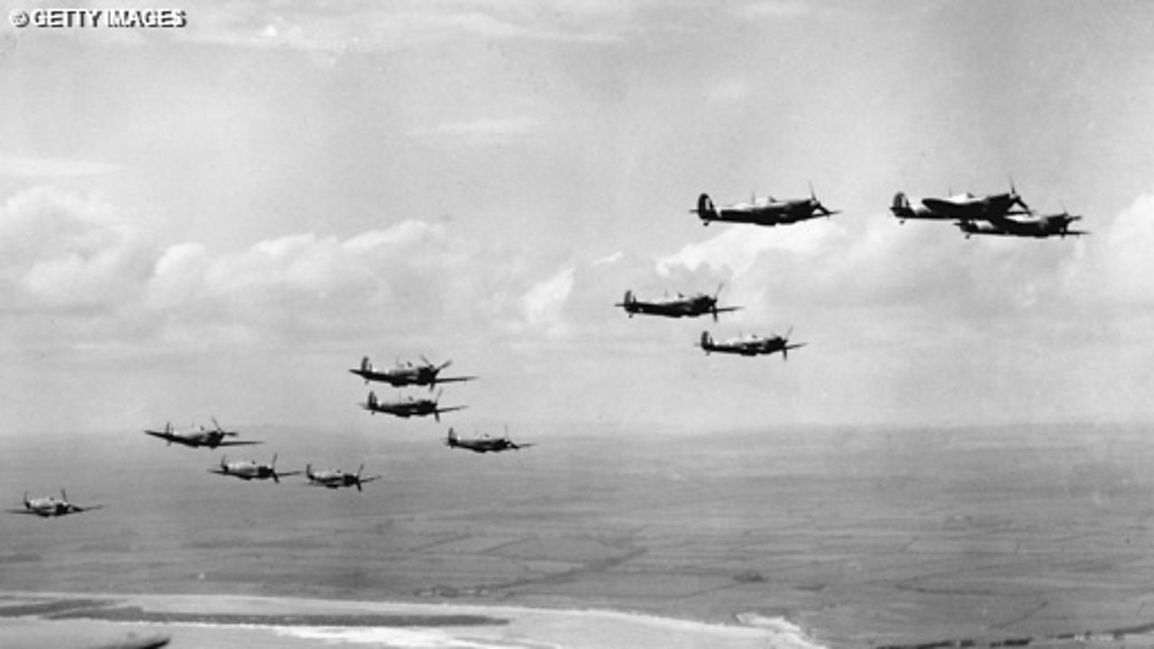 News Report - Air Battle off Dover