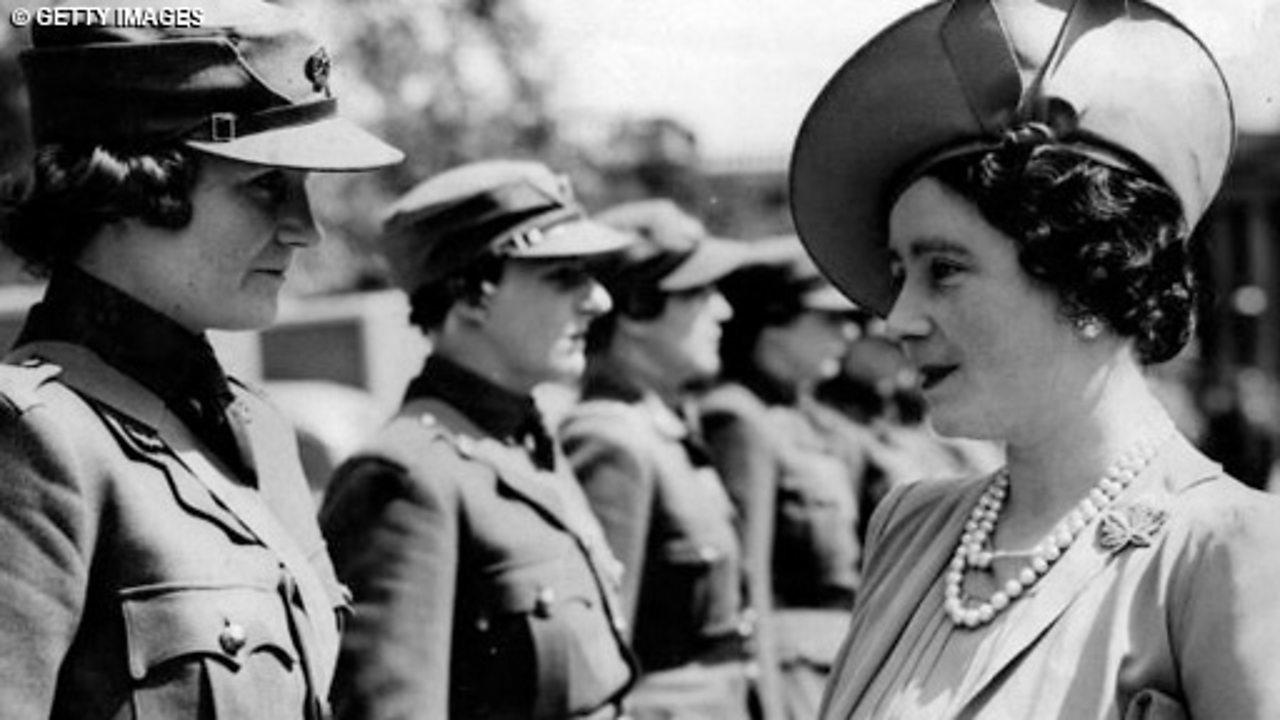 HM Queen Elizabeth calls on women