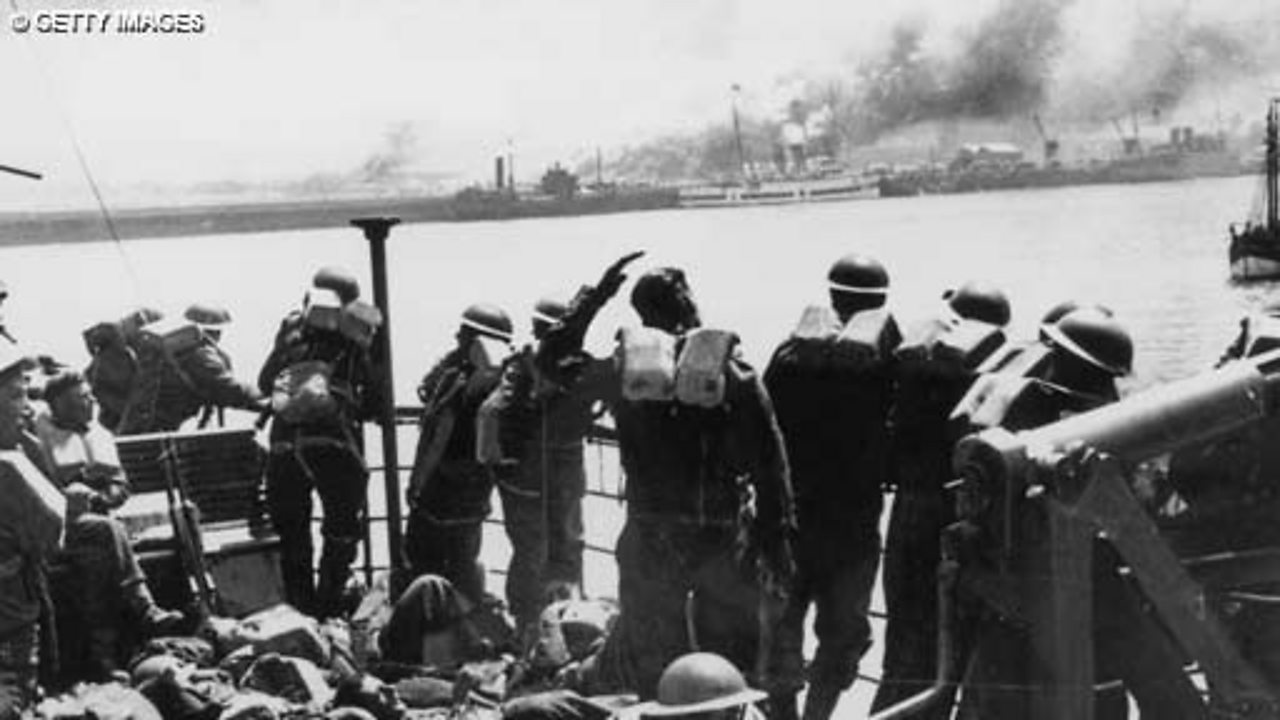 Dunkirk: Twenty Years After
