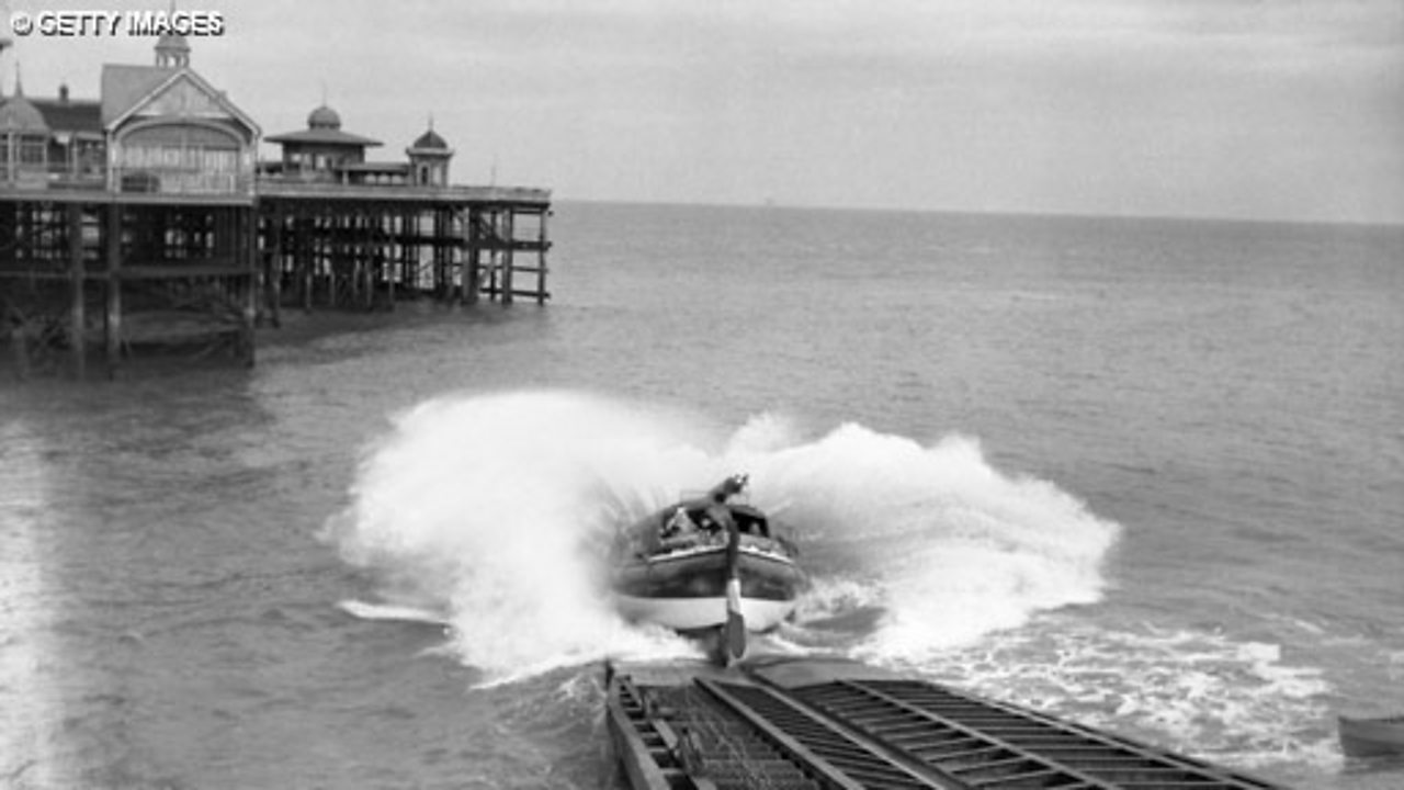 Dunkirk: A Personal Perspective - Margate Lifeboats