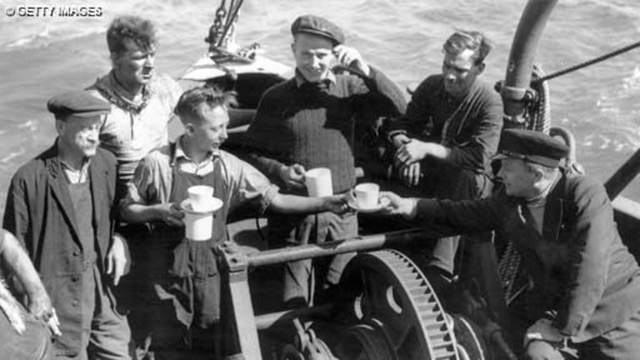 Dunkirk: A Personal Perspective - Thames Tugboats