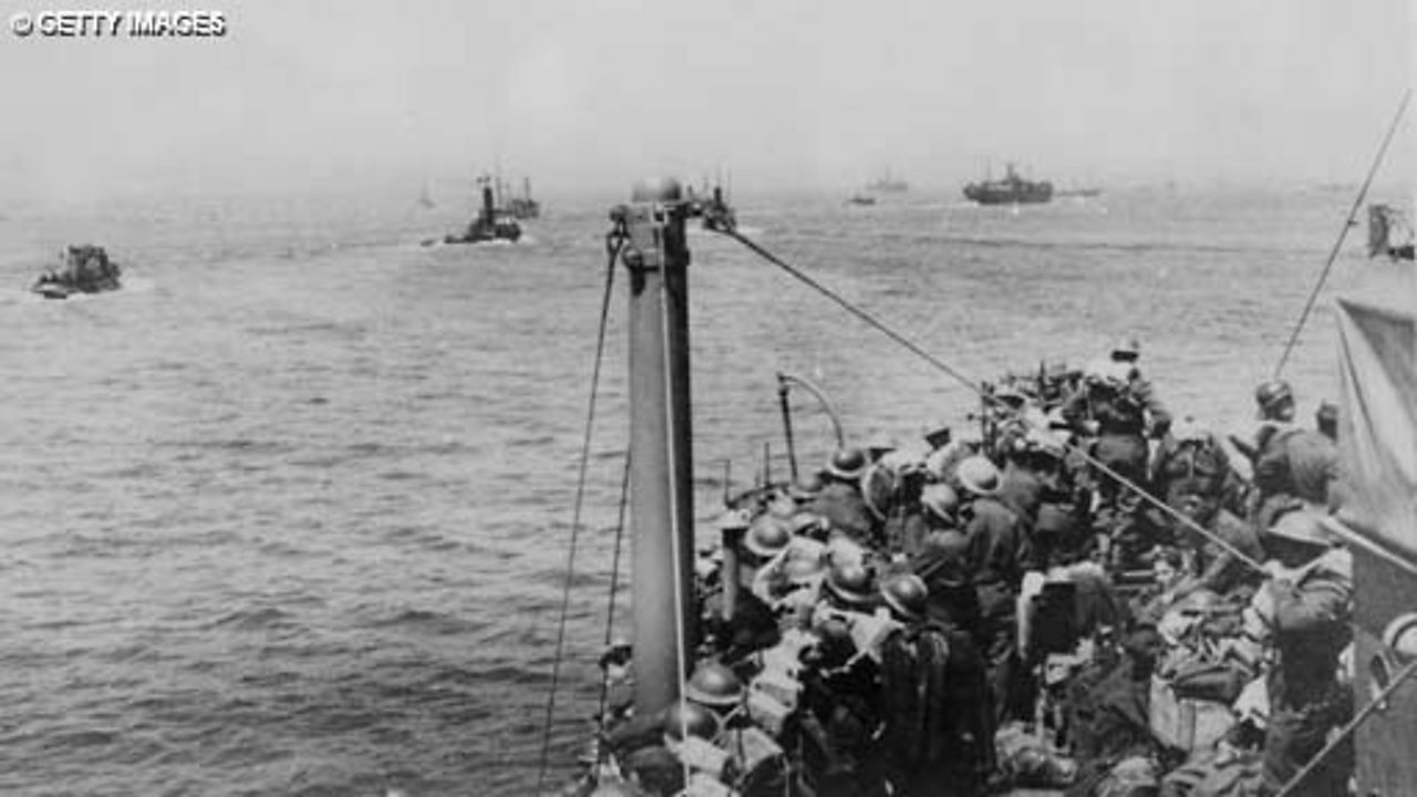 Dunkirk: A Personal Perspective - HMS Malcolm