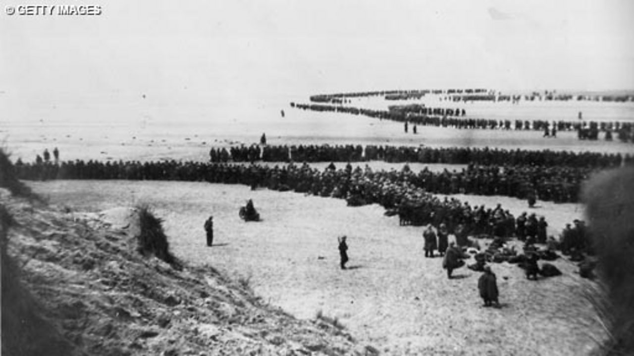 Charles Martin describes Dunkirk