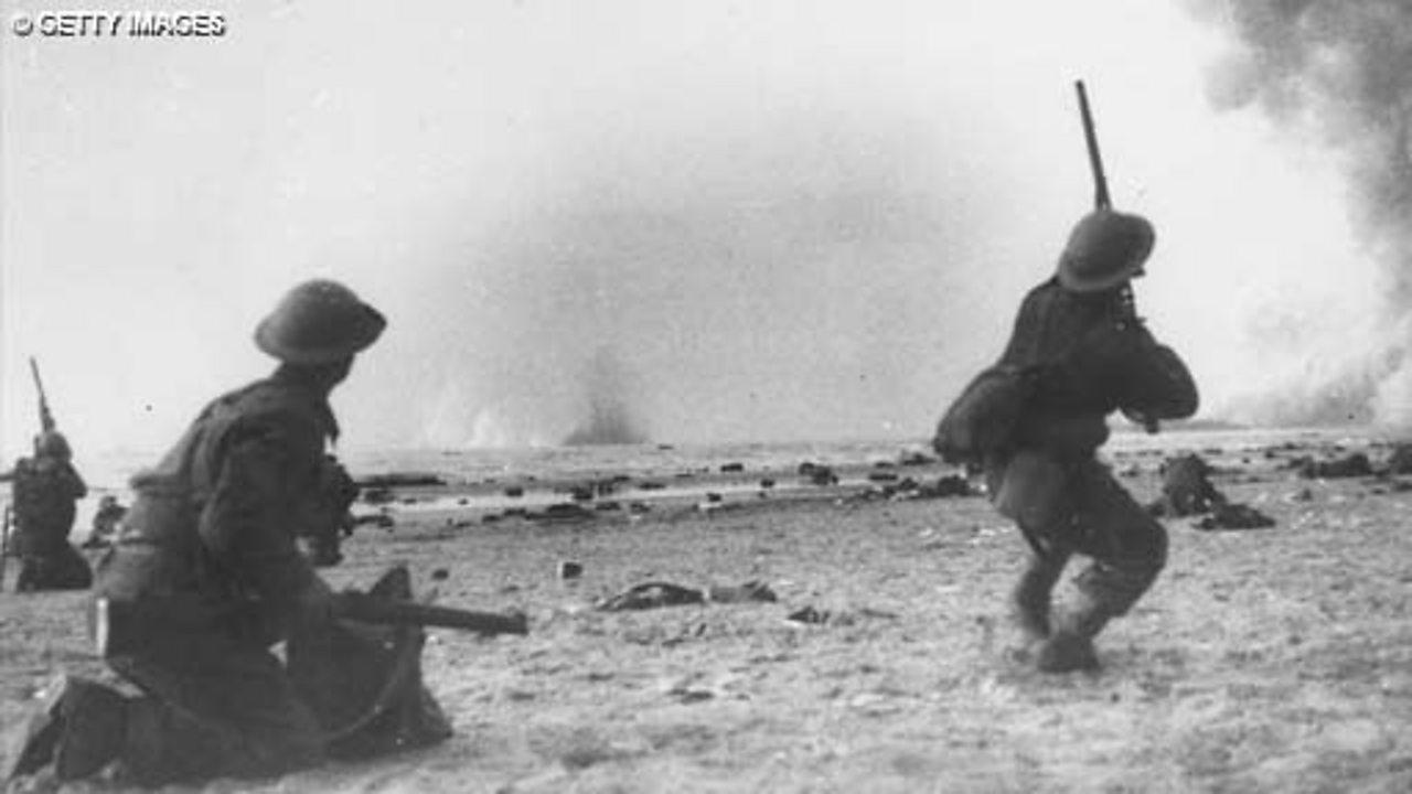 Dunkirk Evacuation - BEF Experiences