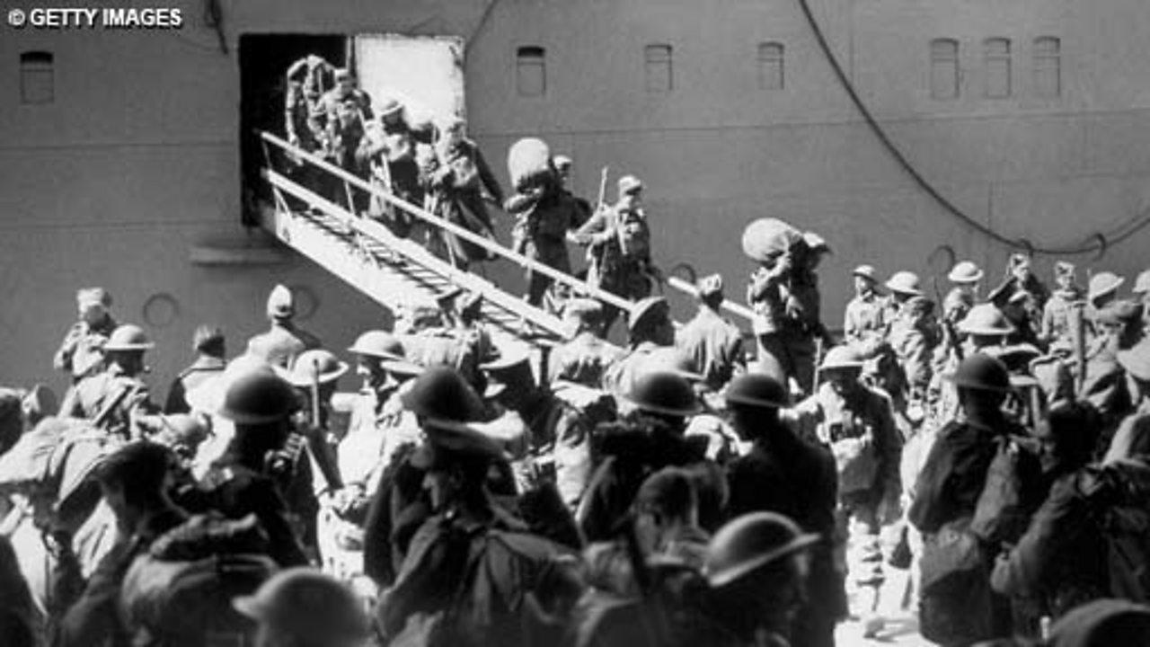 News - Dunkirk Evacuation
