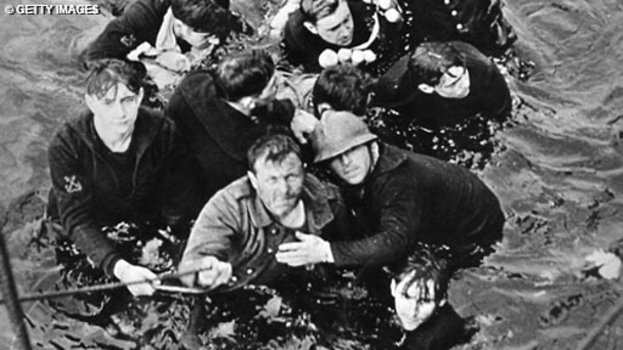 Dunkirk Evacuation - Sgt John Bridges