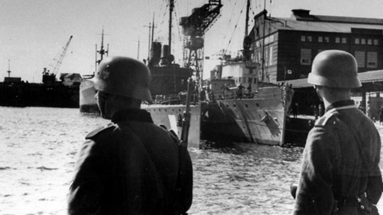 Propaganda Broadcast - Invasion of Denmark and Norway