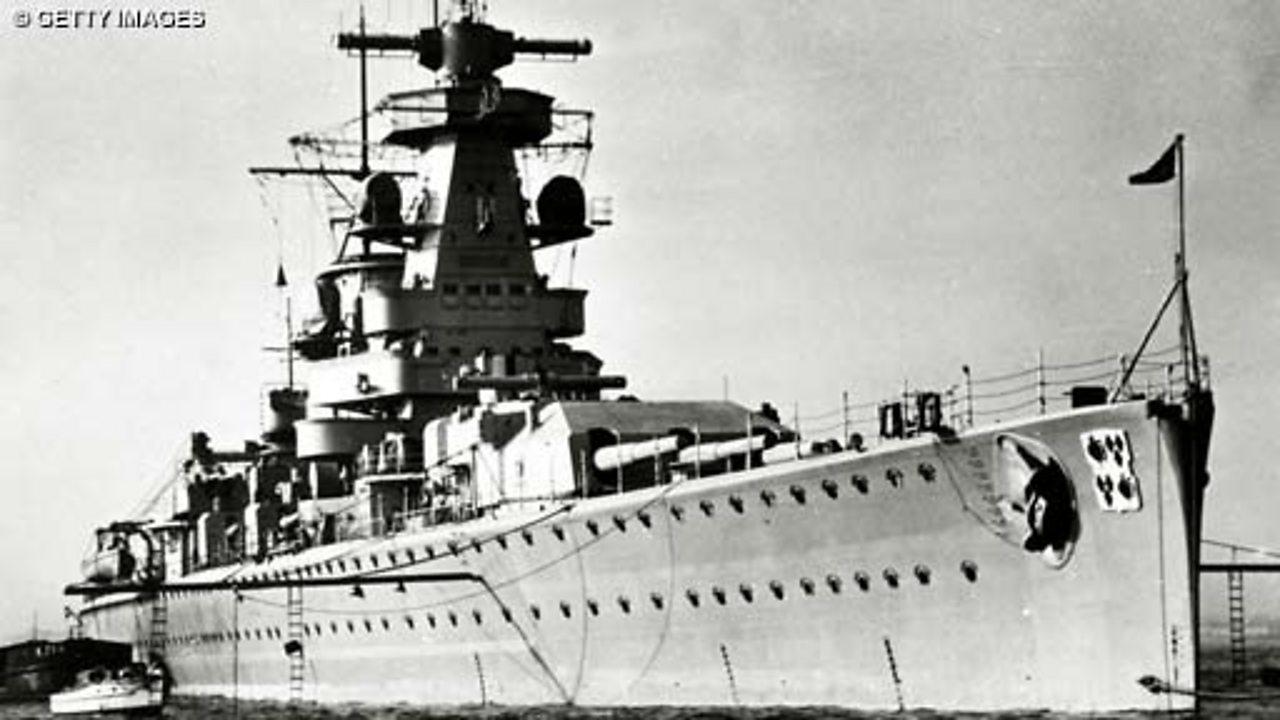 Propaganda Broadcast - Sinking of the Graf Spee