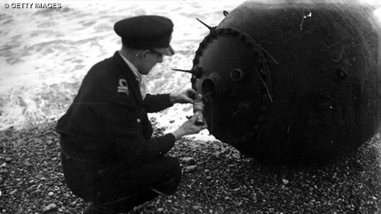 Propaganda Broadcast - Mines in Norwegian waters