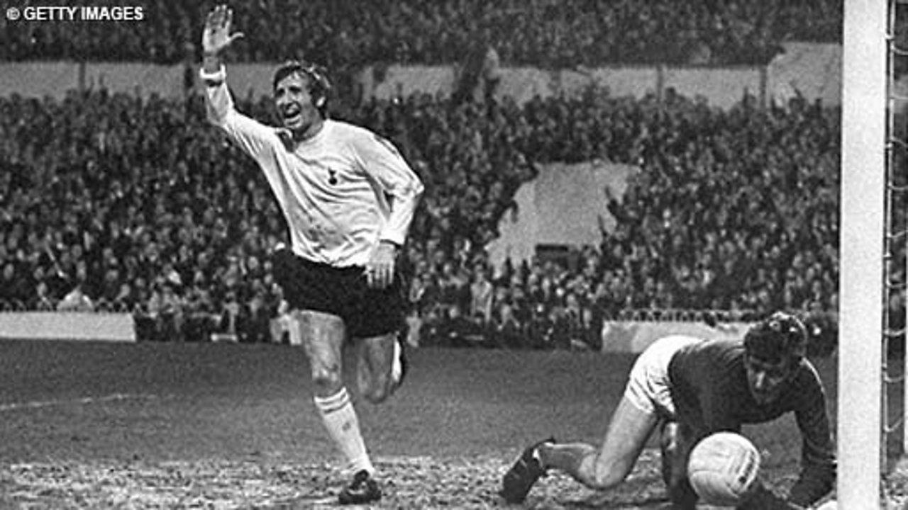 Football Legends - Cliff Jones