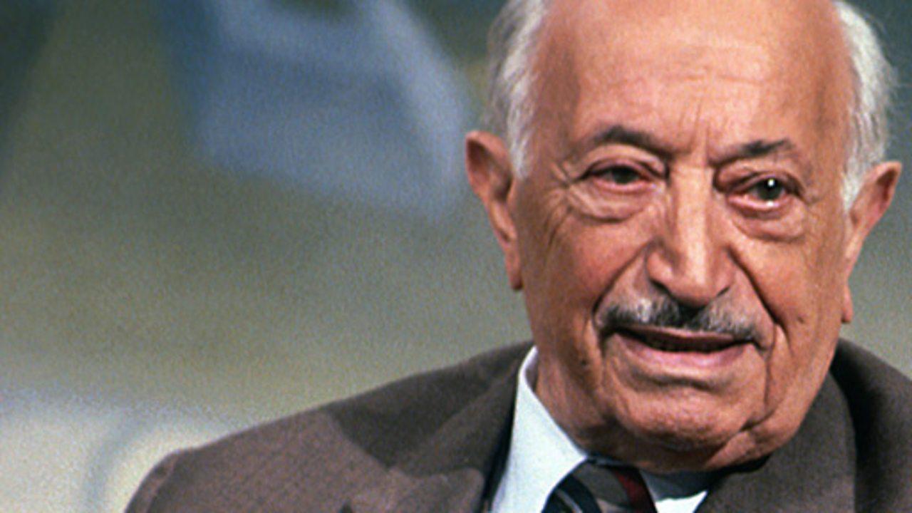 Portrait - Simon Wiesenthal
