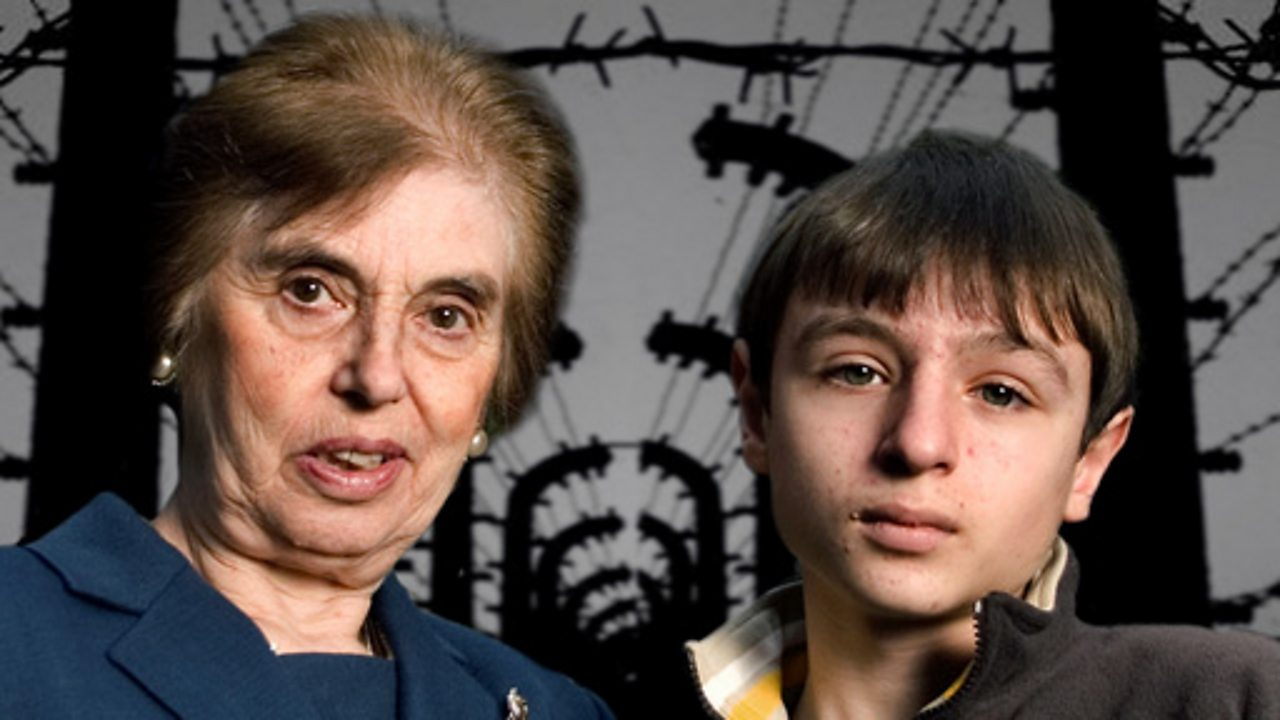 Grandchild of the Holocaust