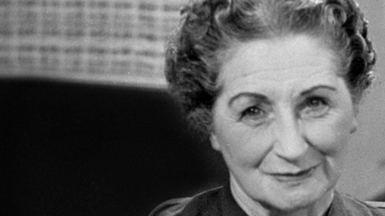 Scrapbook For 1912 - Vera Brittain Introduces Dame Ethel Smyth