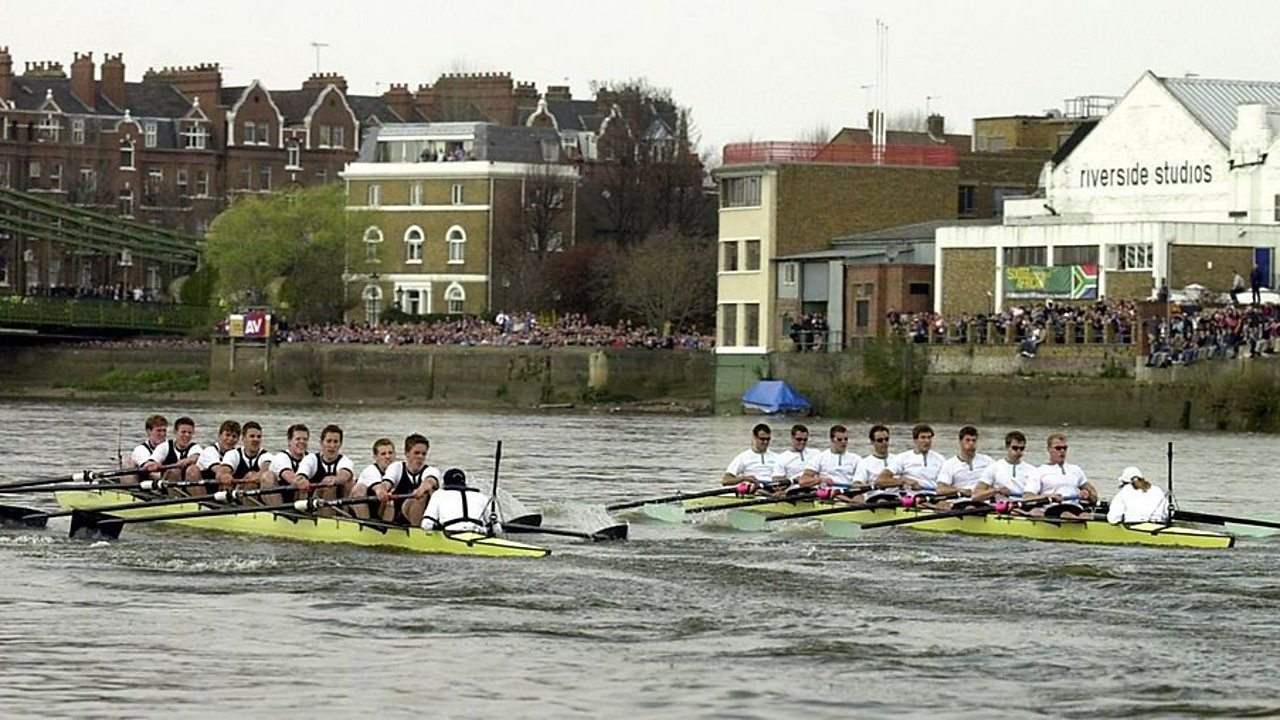 The things you never knew about the Boat Race